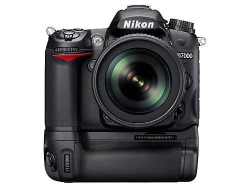 Det nye Nikon D7000 der vil blive præcenteret den kommende uge på Photokina