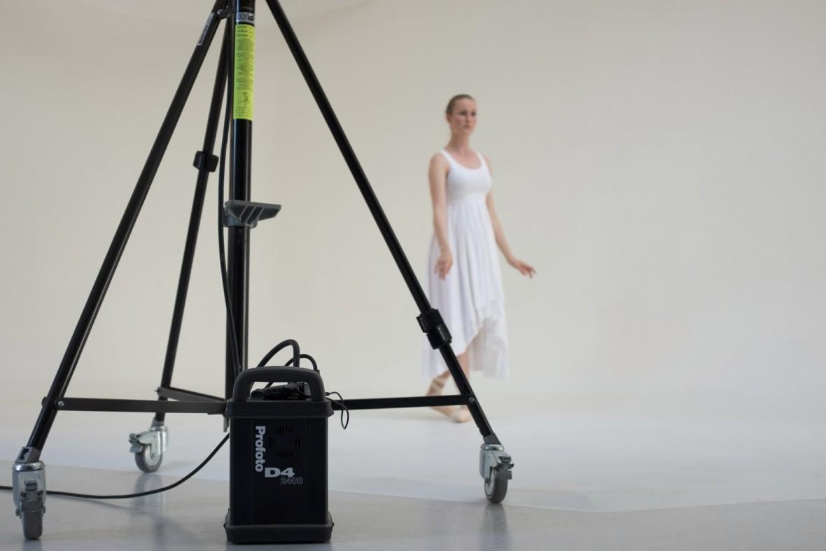 Produktionsbillede, Dance 03