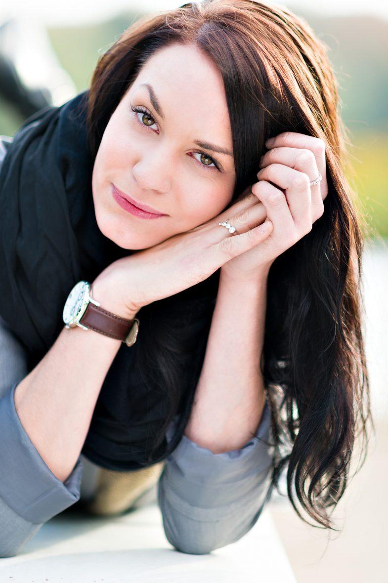 Her er Elida fotograferet ved f/2 (Defocus Controle: Neutral)